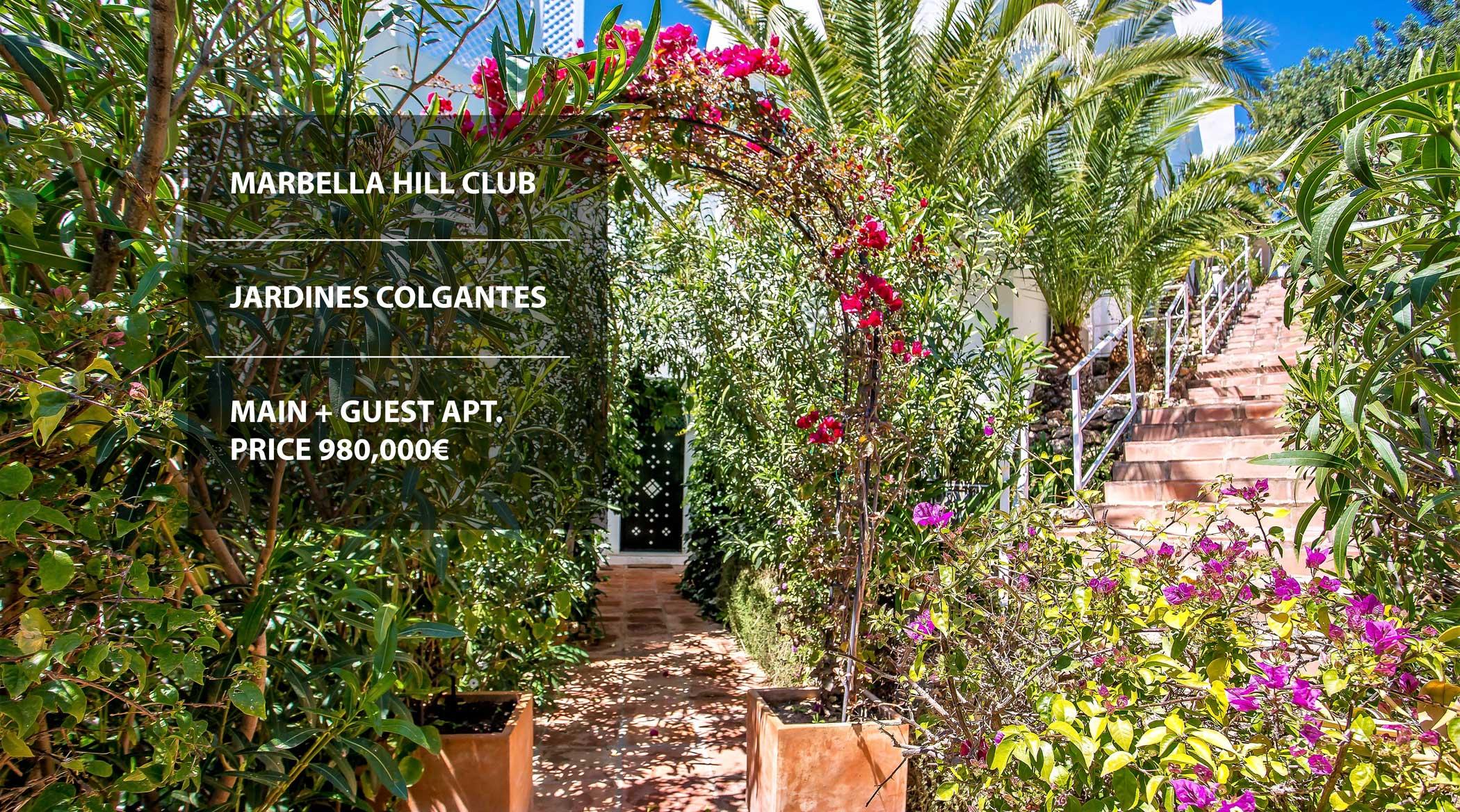 Double Apartment Jardines Colgantes Signature Collection Marbella
